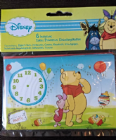 Disney Winnie the Pooh party invitations (Code 2401)